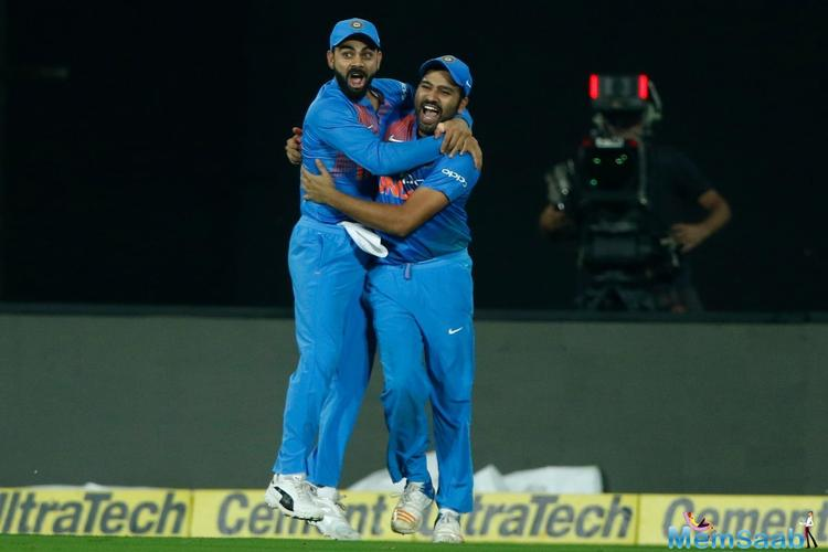 While Indian bowlers, especially Jasprit Bumrah and Yuzvendra Chahal, were the standout performers, India fielded brilliantly to disallow New Zealand an easy passage of play.