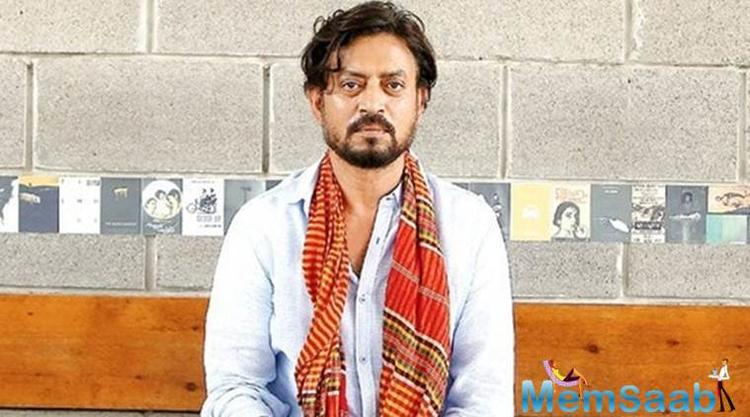 Irrfan next will be seen in film 'Qarib Qarib Singlle', which lets you in on his romantic side.