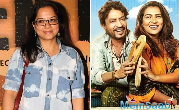 """About her leading actress Parvathy character in the film she states, """"For me, there were no weighty issues."""