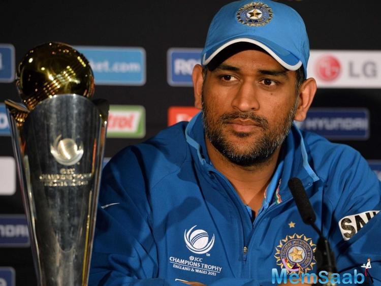 """""""I have always believed that process is more important than results. I never thought about results, I always thought what is the right thing to do at that point of time whether it's 10 runs needed, 14 runs needed or 5 runs needed."""
