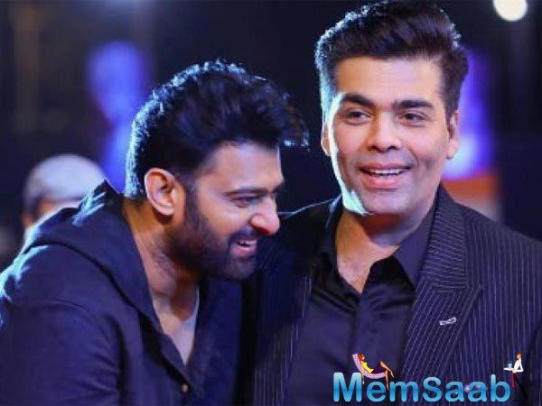 While aspiring actors or even established names would do anything to star in a Karan Johar film, it seems prominent stars from south don't feel they should go to that extent.