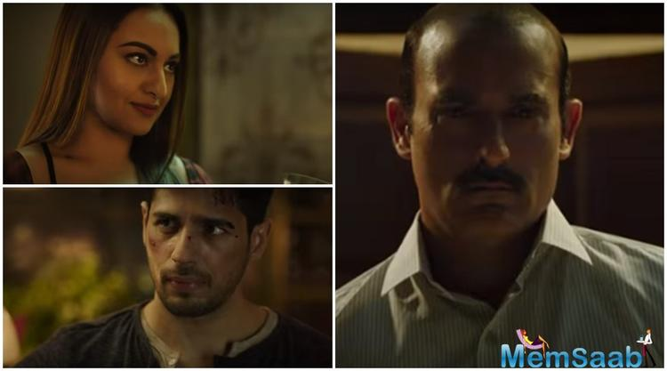 Ittefaq is a remake of 1969 film of the same name which is directed by Yash Chopra. It is doing well at the box office.
