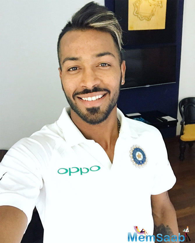 Right-hand batsman Pandya is hopeful that he can make a difference for the team in South Africa with his all-round abilities.