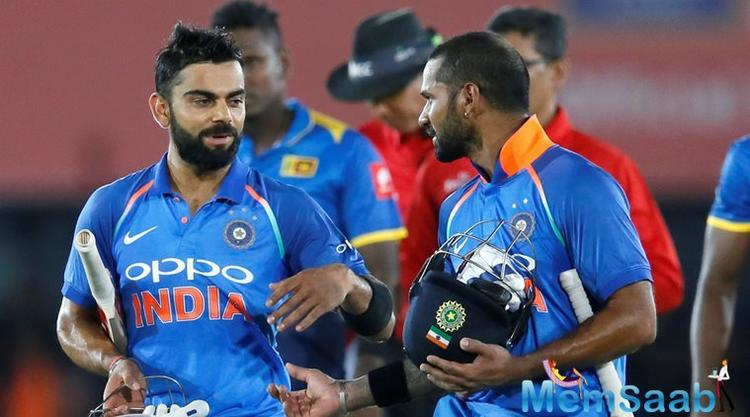 SL vs IND, ODI Series: Three matches, 10 (sun), 13(Wed), 17 (Sun),Dharamsala, Chandigard,Visakhapatnam.