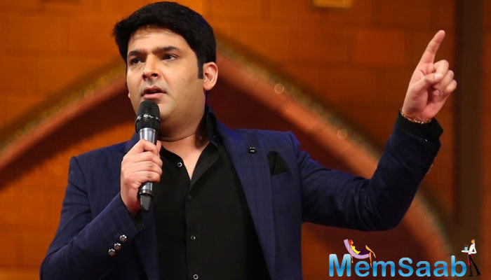 Life comes a full circle for Kapil Sharma today. He returns to The Great Indian Laughter Challenge after a decade.