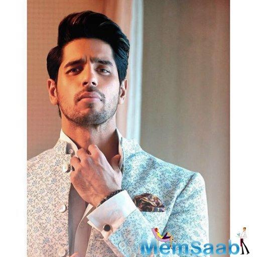 Actor Sidharth Malhotra, who is riding high with the success of his latest project Ittefaq, reportedly to come up with his own clothing line.