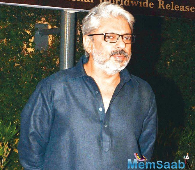 There have been protests and violence against Bhansali and opposition to the film right from the time it was being shot at various locales in different parts of India and now.