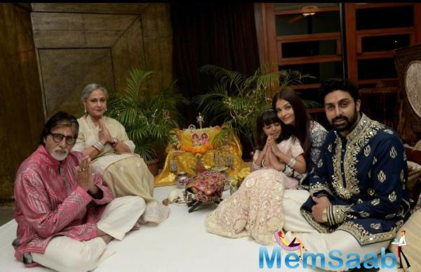 Aaradhya is the daughter of actress Aishwarya Rai Bachchan and actor Abhishek Bachchan, who tied the knot in 2007.