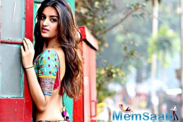 "Says Nidhhi Agerwal, ""People say that it's impossible for a middle class girl with no connections to be an actor, that it is an impossible magical dream."