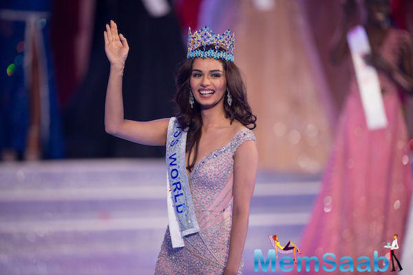 Manushi is the 6th Indian to get the title. 17 years back i.e. in 2000, it was Priyanka Chopra who was crowned Miss World.