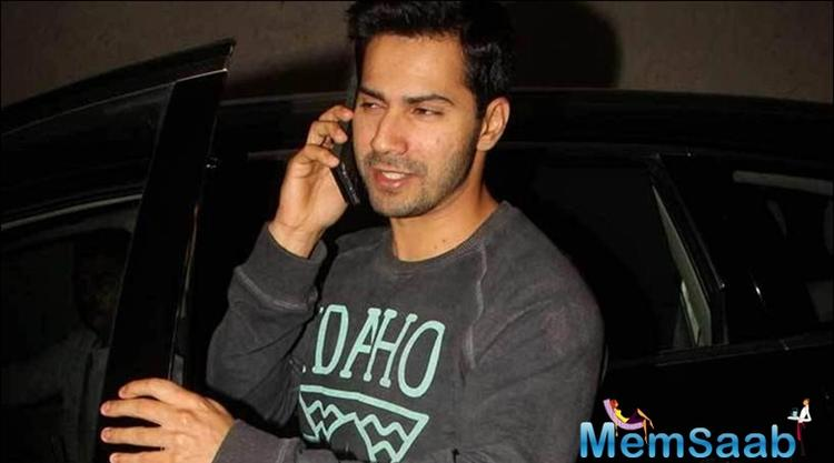 Varun Dhawan says he aware of the fact that not everything he will touch will turn gold.