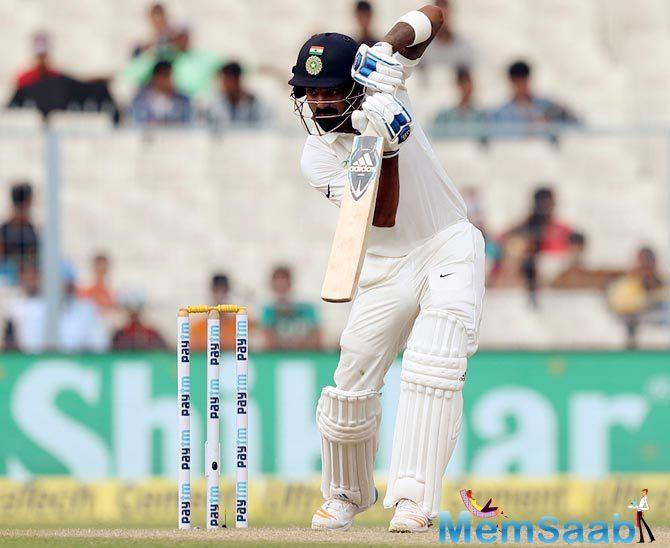 Bhuvneshwar Kumar, who picked up four wickets in the first innings, followed it up with another set of four wickets.