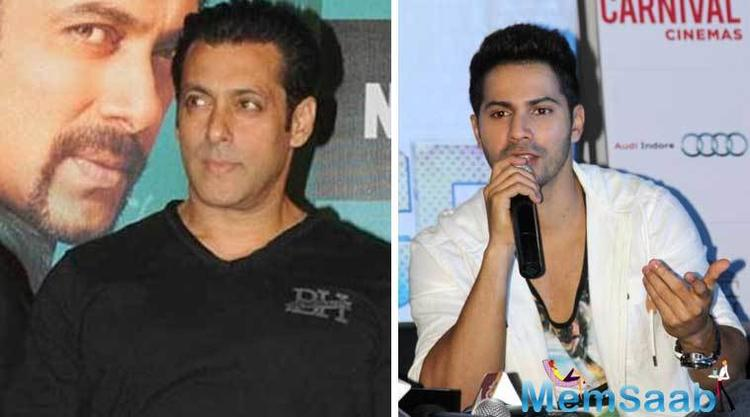 A few months ago, Salman Khan opted out of a dance film to be directed by Remo D'Souza.