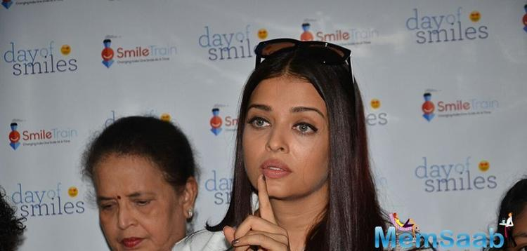 Here's something shocking- Aishwarya Rai Bachchan was left teary eyed as the paparazzi misbehaved recently at an event.