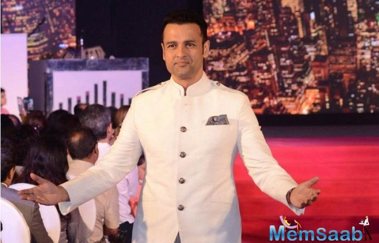 Without taking any names, actor Rohit Roy on Tuesday said that a film is being used by some groups in the country to gain political authority.