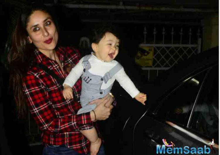Taimur is creating enough buzz much before his Bollywood debut and their cuteness is to be blamed.
