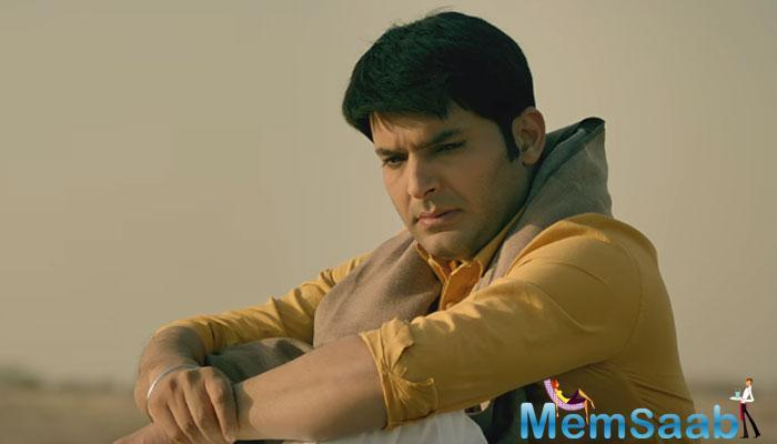 After Kish Kish Ko Pyaar Karun, Now Kapil Sharma back with his 2nd Bollywood film which titled Firangi.