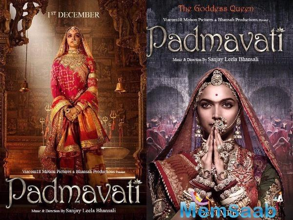 Sanjay Leela Bhansali's upcoming period film 'Padmavati' has been grabbing headlines since the time of its start.