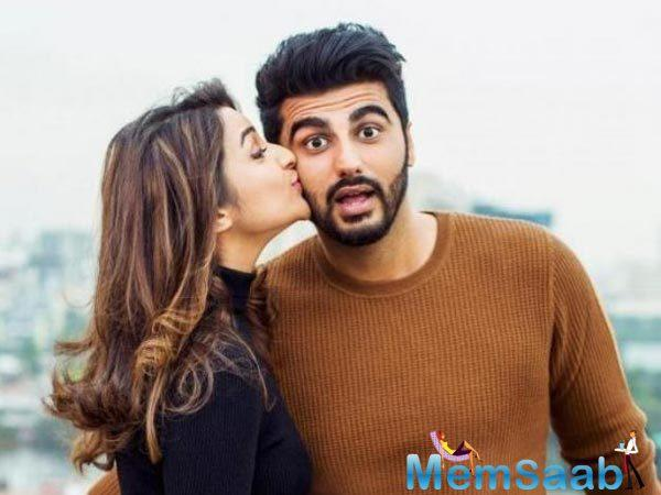"""Speaking about the importance of her co-stars, The """"Meri Pyari Bindu' star said, ''If there is someone I don't like it's on my mind all the time. It distracts me. I am usually not distracted."""