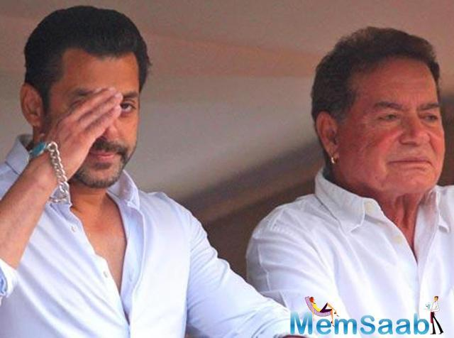 "According to a close friend of Salman, ""This isn't surprising. In any case Salman never spent a single paisa without his father's consent. Now Salim saab will take care of Salman's business transactions."""