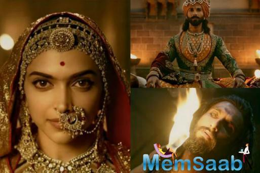 These days Bhansali's period drama is facing the wrath of various Rajput groups and political leaders, who have accused the director of