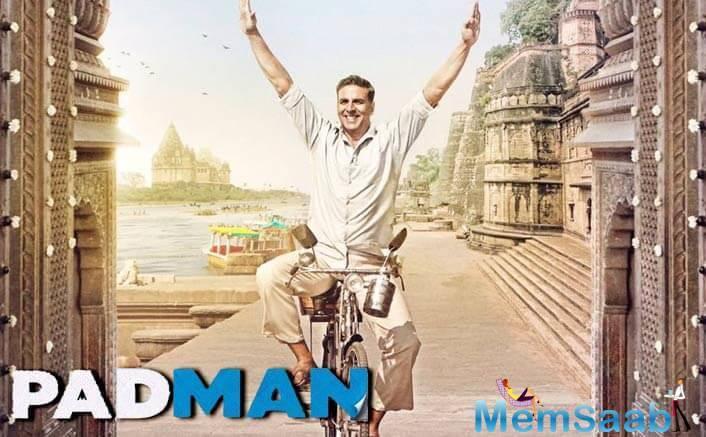 The actor added that his decision to advance Padman's release from April 13 to R-Day stemmed from the fact that a holiday release is an advantageous business proposition.