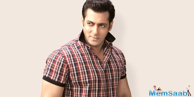 Salman feels the ad it too hot to handle as the show is for family audiences, with considerable section of children also watching it.