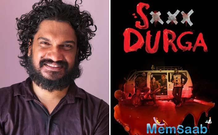 Rawail says he had a problem with the film's title from the word go. Why did he call his film 'Sexy Durga' to begin with?