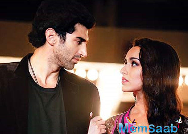 Shraddha and Aditya began their Bollywood career with Aashiqui 2, while Shraddha create a level for herself, Adi is still struggling in the industry.