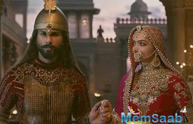 The Supreme Court on Monday dismissed a plea seeking a ban on the release of controversial film Padmavati in the UK on December 1.