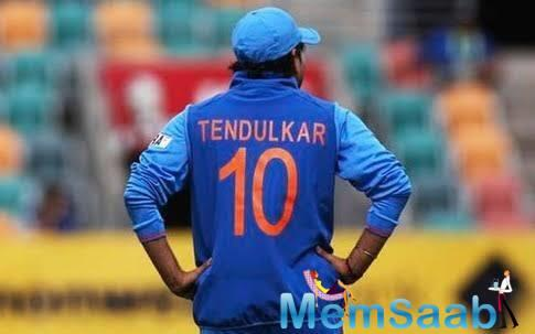 Tendulkar retired in 2013 and since then, the No.10 jersey has only been seen once on an Indian player when Shardul Thakur wore it earlier this year on his ODI debut during the tour of Sri Lanka.