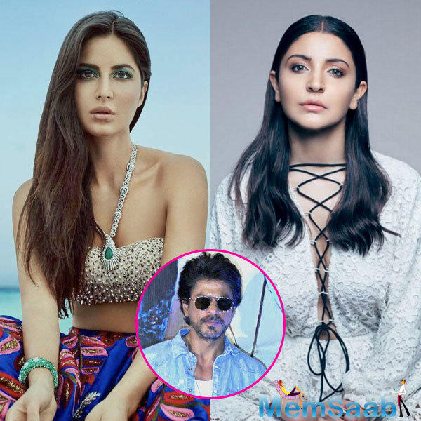 "While talking more about the upcoming film with her 'Jab Tak Hai Jaan' co-star SRK, the gorgeous diva said, ""But it's a very different film now since there have been a lot of changes in it."