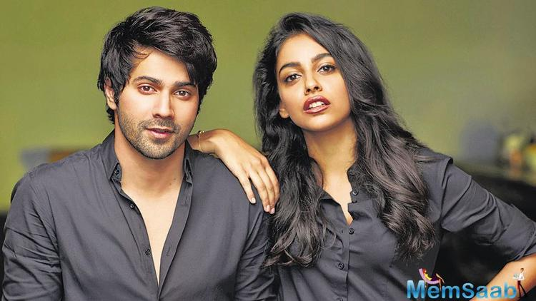 The director has teamed up with Varun Dhawan for the first time and is all praise for the actor.