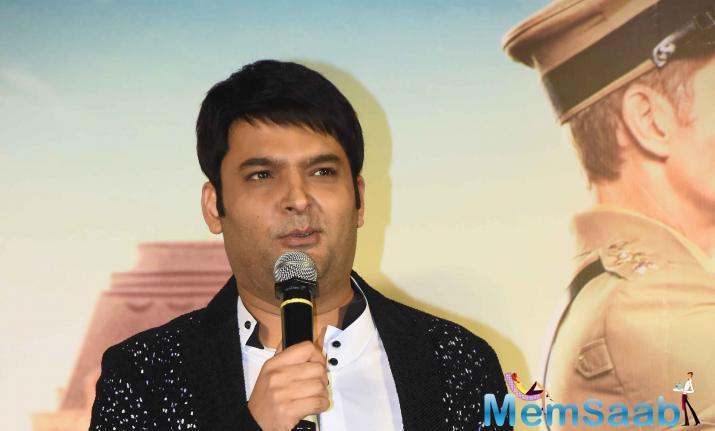 Midway through Firangi, Kapil Sharma's love interest, Ishita Dutta, tells him, 'Mujhe kuch samaj nahi aa raha hai tu kya kar raha hai.'