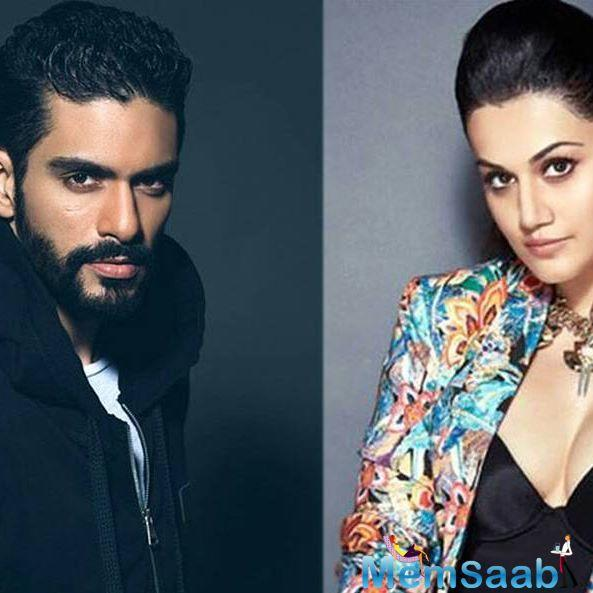 After Pink (2016) Co-actors Taapsee Pannu and Angad Bedi are teaming uo for yet another film.