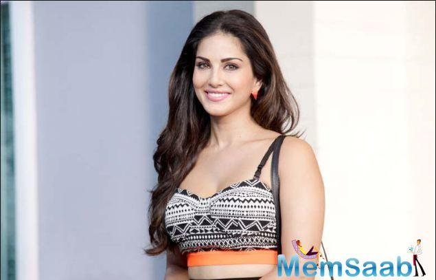 Her recent outing may not have made a mark at the box office, but that hardly seems to deter the audience's interest in Sunny Leone.