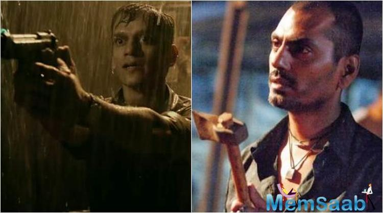 The film is about, Shiva, a rookie cop, lives out two possible futures after a confrontation with a notorious hit man.