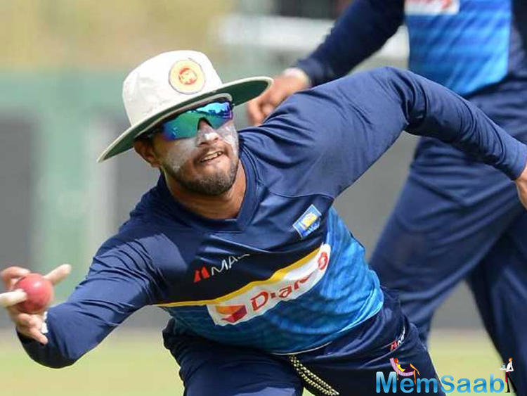 He will strengthen the batting order alongside the former skipper Angelo Mathews who returns having missed the last ODI series against Pakistan through injury.