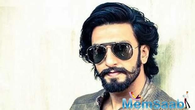 According to a source, A born exhibitionist, Ranveer has now been placed on silent mode by his Padmavati director, Sanjay Leela Bhansali.
