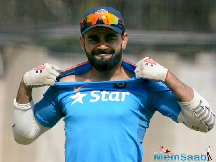 Kohli, who has been rested for the limited-overs phase, said: