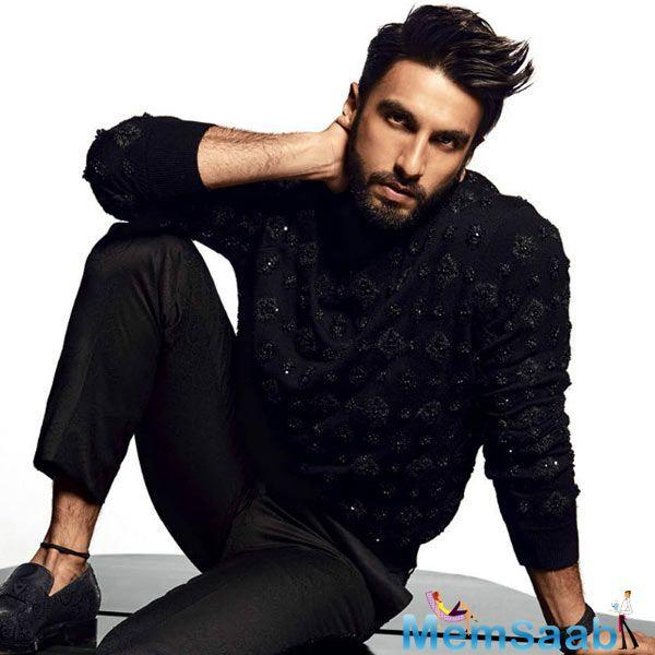 It wasn't too long ago when director Rohit made the announcement about making a film with Ranveer.