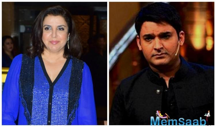 Well, it looks like he just added one more to the list - Farah Khan.