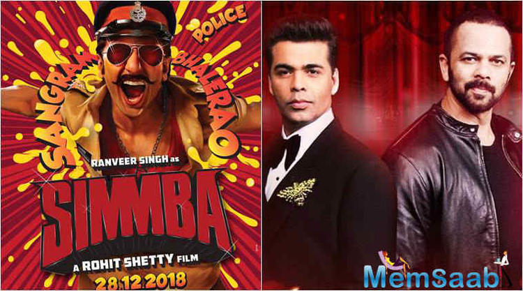 'Simmba' releases in December next year. Apart from that, Ranveer has movies like 'Gully Boy' and '83' in his kitty.