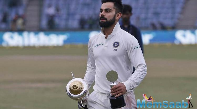 By clinching a 1-0 Test series win against Sri Lanka, India continued its unbeaten streak in bilateral Test series at home.