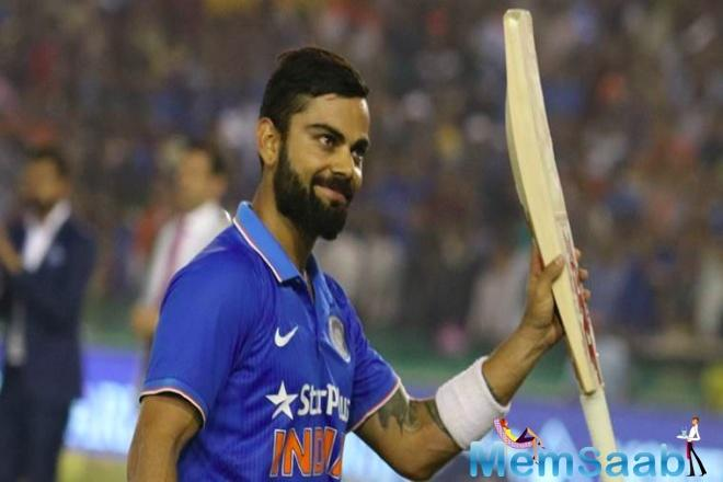 However, if he does continue his admirable form, India's run-machine could make his way into the record books once again.