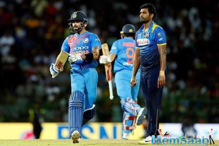 The Sri Lankan Sports Minister Dayasiri Jayasekera had stopped nine players from travelling to India.