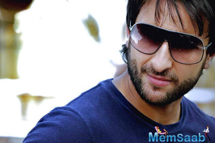 The makers wanted a younger actor to play the lead instead of Saif, after initially settling on him.