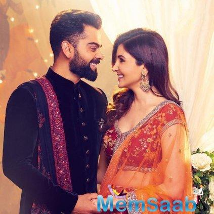 The wedding is currently being attended by only close family members and friends, and given the short list of invitees, the couple is set to host another reception in Mumbai on December 26.