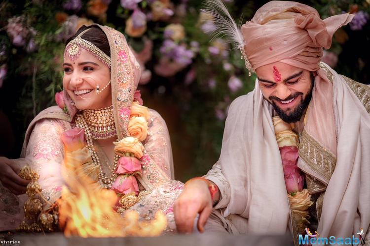 The couple will be hosting a reception in New Delhi for their relatives on December 21, followed by a reception for industry friends and cricketers in Mumbai on December 26, reported ANI.