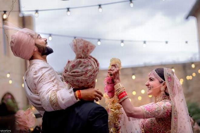 The newlyweds are set to travel to South Africa where Virat will start preparing for the upcoming series, said a statement from the couple.